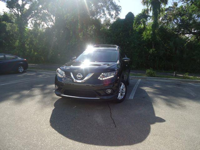 2015 Nissan Rogue SV PREM PKG. NAVI. PWR LIFT GATE. 360 CAM. BLIND S SEFFNER, Florida