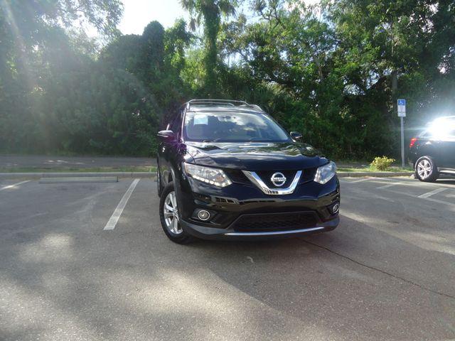 2015 Nissan Rogue SV PREM PKG. NAVI. PWR LIFT GATE. 360 CAM. BLIND S SEFFNER, Florida 10