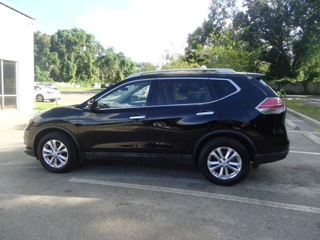 2015 Nissan Rogue SV PREM PKG. NAVI. PWR LIFT GATE. 360 CAM. BLIND S SEFFNER, Florida 11