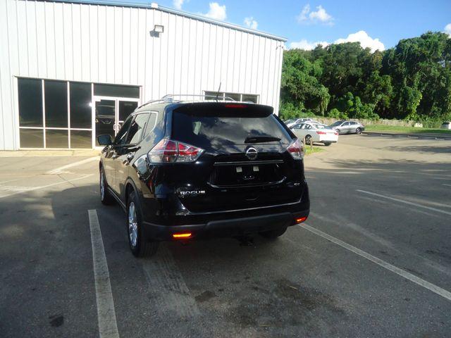 2015 Nissan Rogue SV PREM PKG. NAVI. PWR LIFT GATE. 360 CAM. BLIND S SEFFNER, Florida 13