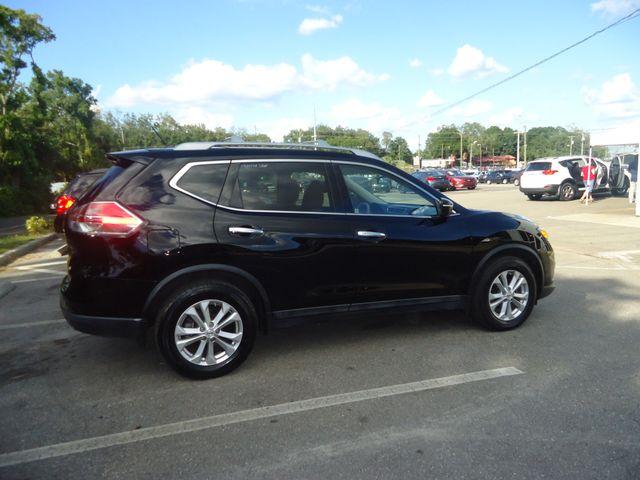 2015 Nissan Rogue SV PREM PKG. NAVI. PWR LIFT GATE. 360 CAM. BLIND S SEFFNER, Florida 14