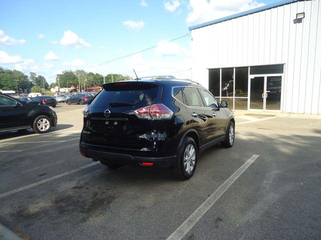 2015 Nissan Rogue SV PREM PKG. NAVI. PWR LIFT GATE. 360 CAM. BLIND S SEFFNER, Florida 15