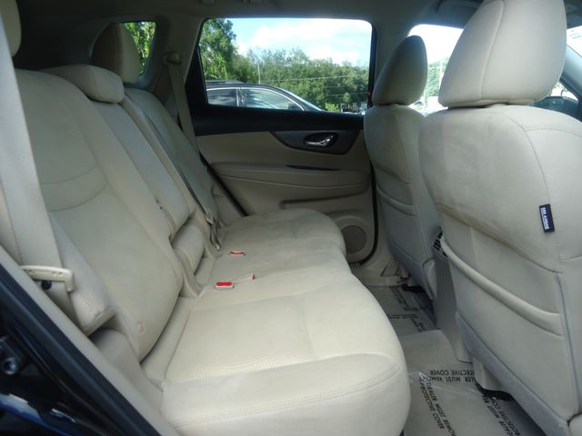 2015 Nissan Rogue SV PREM PKG. NAVI. PWR LIFT GATE. 360 CAM. BLIND S SEFFNER, Florida 18