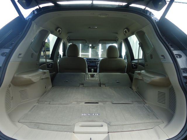 2015 Nissan Rogue SV PREM PKG. NAVI. PWR LIFT GATE. 360 CAM. BLIND S SEFFNER, Florida 23