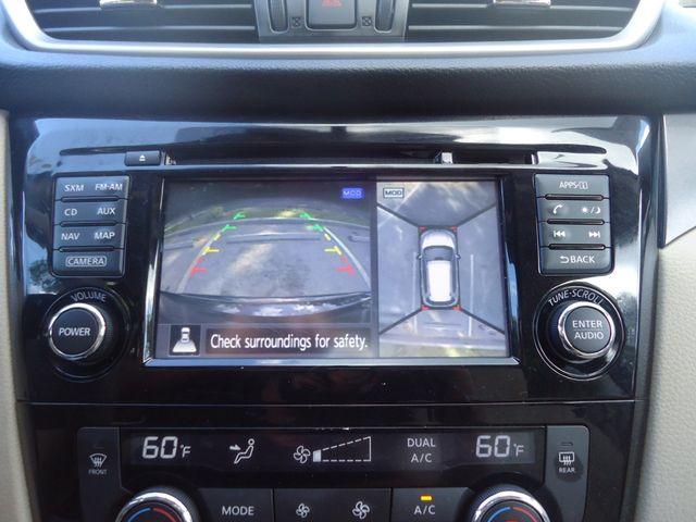 2015 Nissan Rogue SV PREM PKG. NAVI. PWR LIFT GATE. 360 CAM. BLIND S SEFFNER, Florida 3