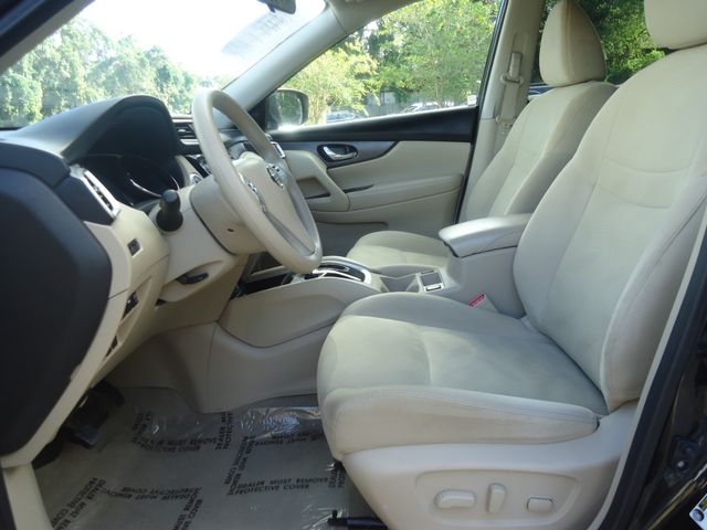 2015 Nissan Rogue SV PREM PKG. NAVI. PWR LIFT GATE. 360 CAM. BLIND S SEFFNER, Florida 4