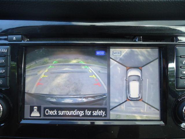 2015 Nissan Rogue SV PREM PKG. NAVI. PWR LIFT GATE. 360 CAM. BLIND S SEFFNER, Florida 41