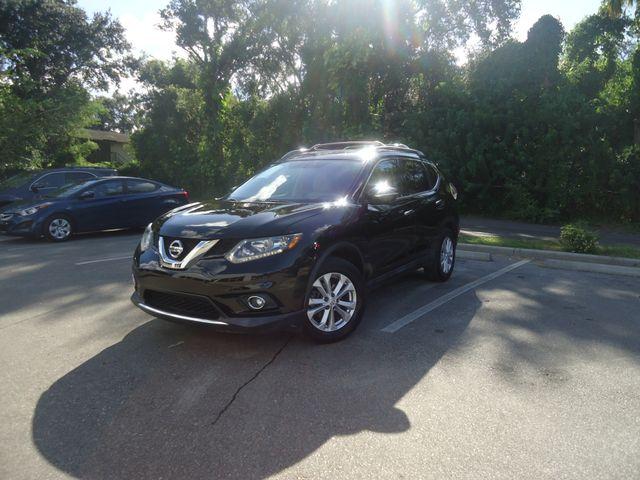 2015 Nissan Rogue SV PREM PKG. NAVI. PWR LIFT GATE. 360 CAM. BLIND S SEFFNER, Florida 6