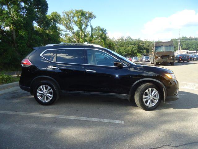 2015 Nissan Rogue SV PREM PKG. NAVI. PWR LIFT GATE. 360 CAM. BLIND S SEFFNER, Florida 8