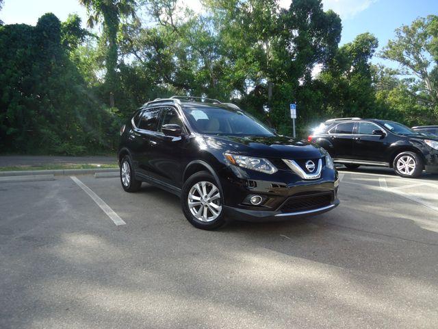 2015 Nissan Rogue SV PREM PKG. NAVI. PWR LIFT GATE. 360 CAM. BLIND S SEFFNER, Florida 9