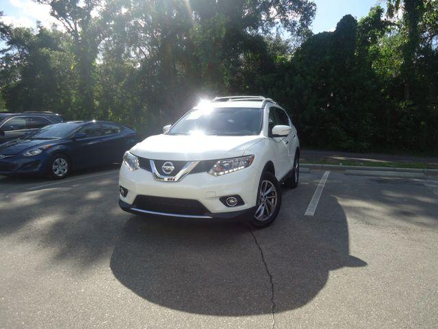2015 Nissan Rogue SL SEFFNER, Florida