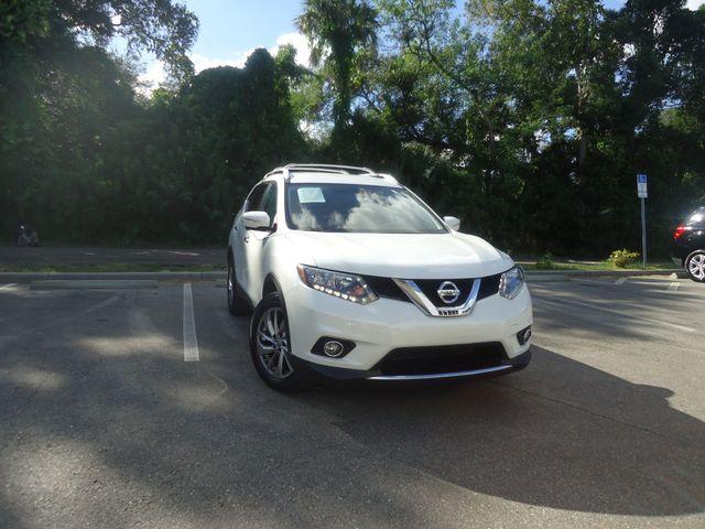 2015 Nissan Rogue SL SEFFNER, Florida 10