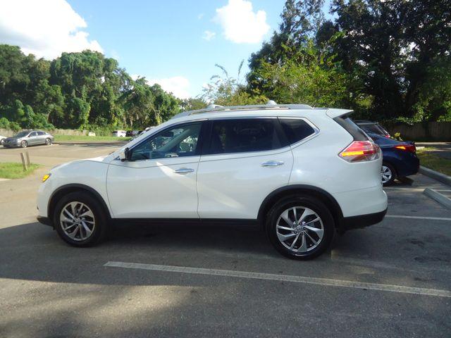 2015 Nissan Rogue SL SEFFNER, Florida 11