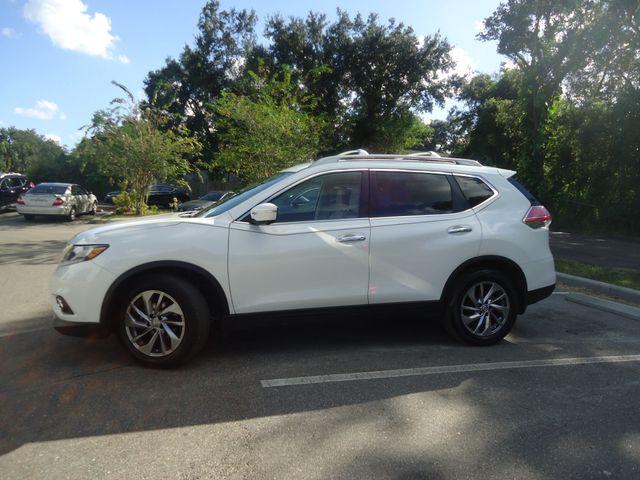 2015 Nissan Rogue SL SEFFNER, Florida 5