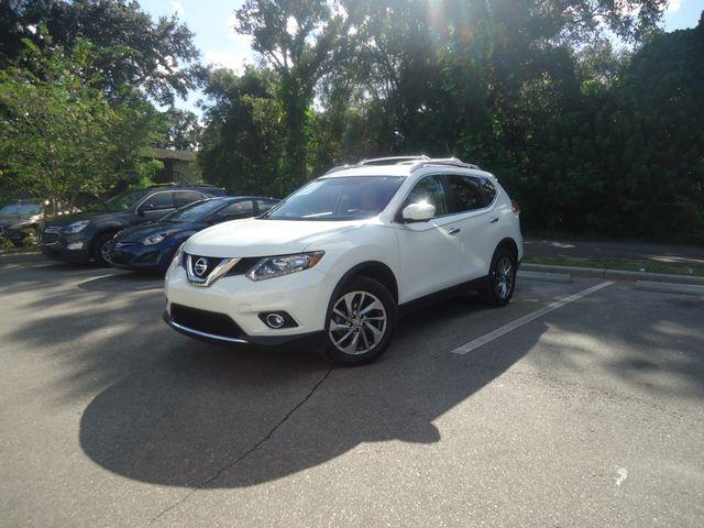2015 Nissan Rogue SL SEFFNER, Florida 6