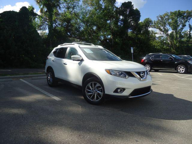 2015 Nissan Rogue SL SEFFNER, Florida 9