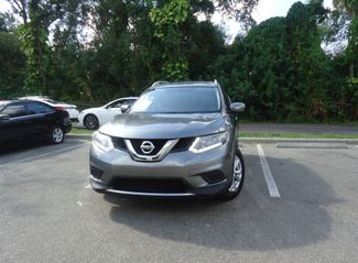 2015 Nissan Rogue SV W/ LEATHER SEFFNER, Florida