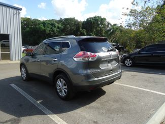 2015 Nissan Rogue SV W/ LEATHER SEFFNER, Florida 11