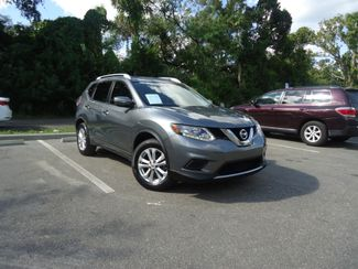 2015 Nissan Rogue SV W/ LEATHER SEFFNER, Florida 8
