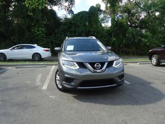 2015 Nissan Rogue SV W/ LEATHER SEFFNER, Florida 9