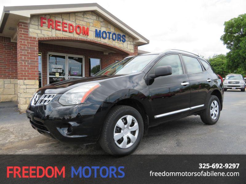 2015 Nissan Rogue Select S | Abilene, Texas | Freedom Motors  in Abilene Texas