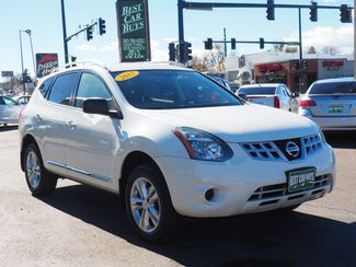 2015 Nissan Rogue Select S Englewood, CO 2