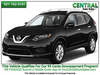2015 Nissan Rogue Select S | Hot Springs, AR | Central Auto Sales in Hot Springs AR