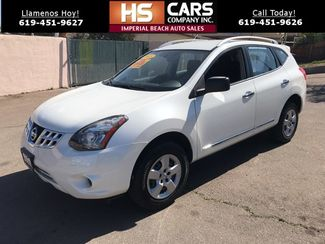 2015 Nissan Rogue Select S Imperial Beach, California