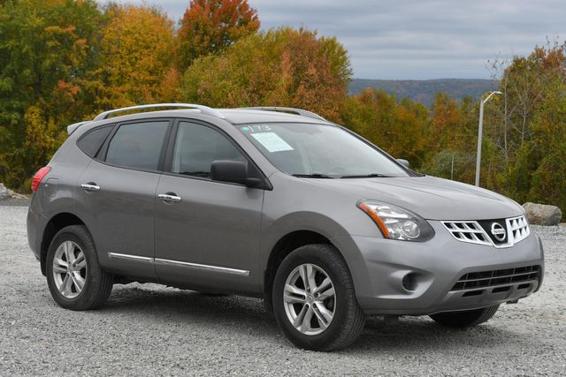 2015 Nissan Rogue Select S Naugatuck, Connecticut 6