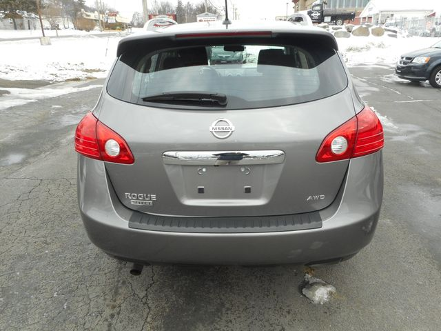 2015 Nissan Rogue Select S New Windsor, New York 4