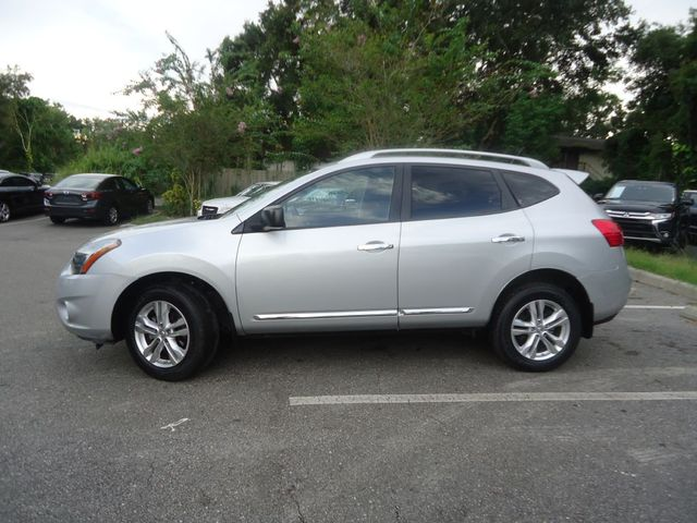 2015 Nissan Rogue Select WHEELS. CAMERA. BLUTH. XM SEFFNER, Florida 4
