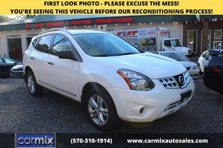 2015 Nissan Rogue Select S  city PA  Carmix Auto Sales  in Shavertown, PA