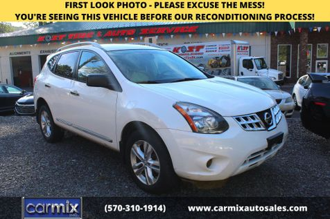 2015 Nissan Rogue Select S in Shavertown