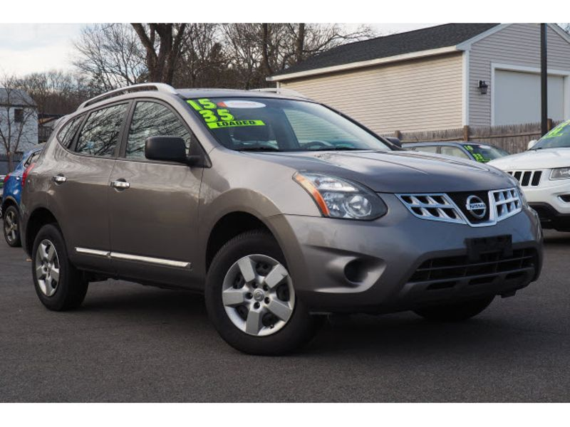 2015 Nissan Rogue Select S | Whitman, Massachusetts | Martin's Pre-Owned