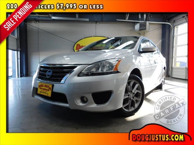 2015 Nissan Sentra SR in Airport Motor Mile ( Metro Knoxville ), TN 37777
