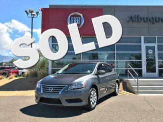 2015 Nissan Sentra S in Albuquerque New Mexico, 87109