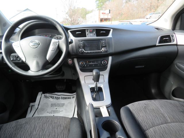 2015 Nissan Sentra SV Batesville, Mississippi 23