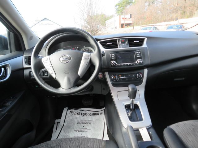 2015 Nissan Sentra SV Batesville, Mississippi 22