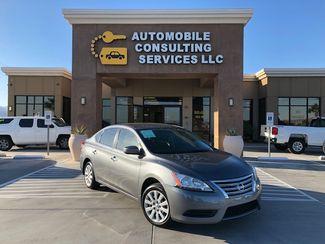 2015 Nissan Sentra S in Bullhead City Arizona, 86442-6452