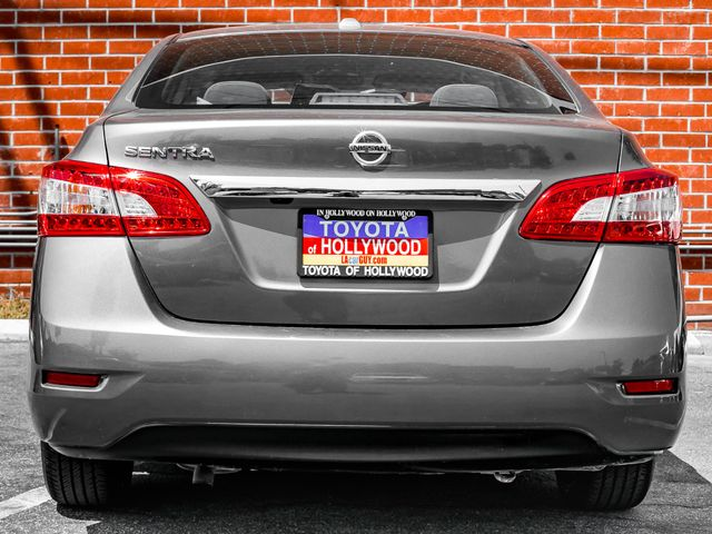 2015 Nissan Sentra SV Burbank, CA 3