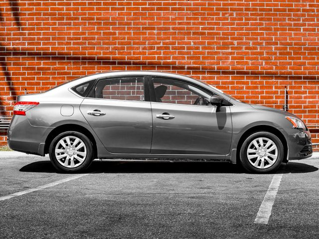 2015 Nissan Sentra SV Burbank, CA 4
