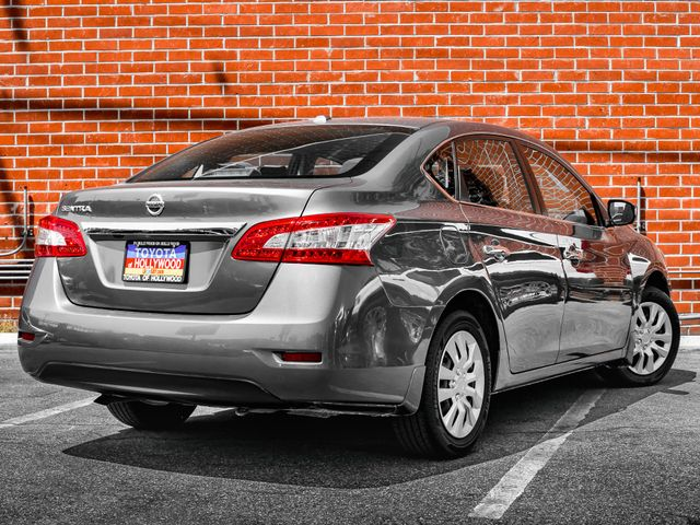 2015 Nissan Sentra SV Burbank, CA 6