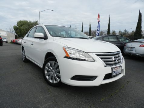 2015 Nissan SENTRA SV ((**BACK UP CAM//PUSH BUTTON START**))  in Campbell, CA