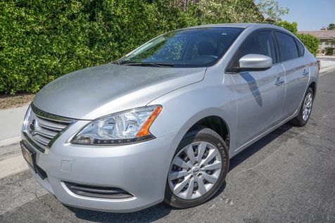 2015 Nissan Sentra S in Cathedral City