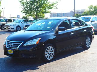 2015 Nissan Sentra S | Champaign, Illinois | The Auto Mall of Champaign in Champaign Illinois