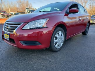 2015 Nissan Sentra SV | Champaign, Illinois | The Auto Mall of Champaign in Champaign Illinois