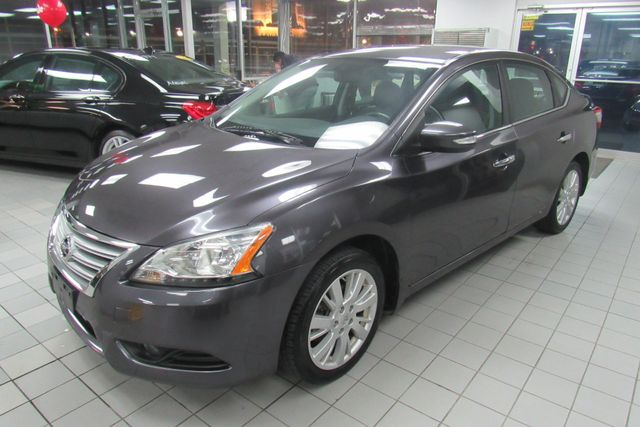 2015 Nissan Sentra SL Chicago, Illinois 2