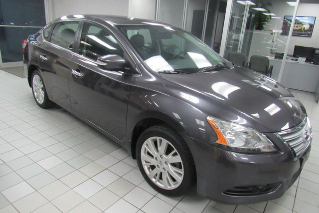 2015 Nissan Sentra SL Chicago, Illinois 0