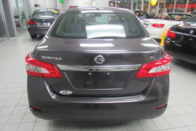 2015 Nissan Sentra SL Chicago, Illinois 5