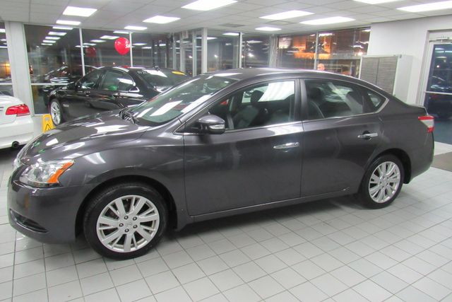 2015 Nissan Sentra SL Chicago, Illinois 3